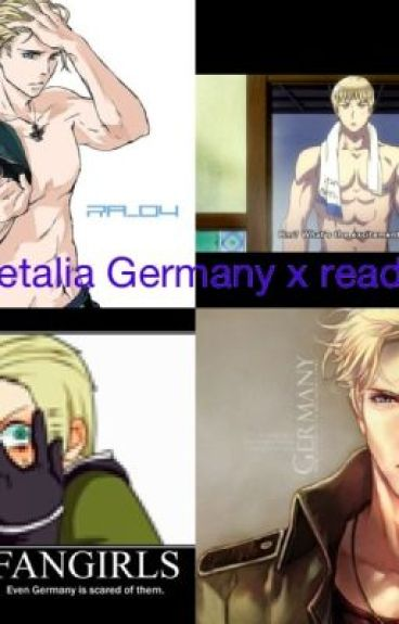 Hetalia Germany x Readers (REQUESTS PERMANENTLY CLOSED )