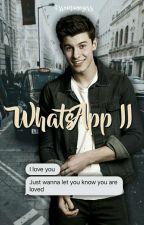 WhatsApp ll. | Shawn Mendes by -badperrie