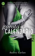A GAROTA DO CALENDARIO: MAIO_ Audrey Carlan by Menylo