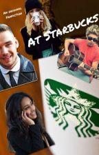 At Starbucks by Courtsayshii