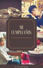 Mi cumpleaños [Verkwan] by BlackPearl18J