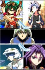 Cinderella & the Five Knights (Yu-Gi-Oh Arc V) by Tsukiko05