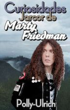 Curiosidades Jarcor de Marty Friedman by polly-ulrich