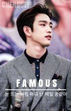 FAMOUS | Park Jinyoung by chenguei