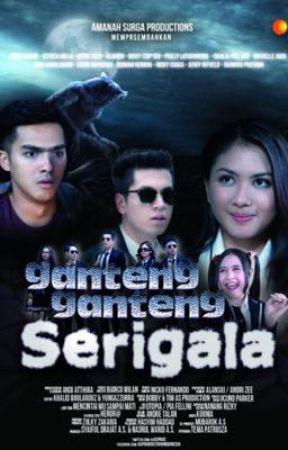 'Ganteng Ganteng Serigala' TV Script' by andiatthira