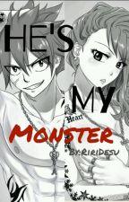 He's My Monster ( Natsu x Juvia Navia/Jutsu) by RiriDesu
