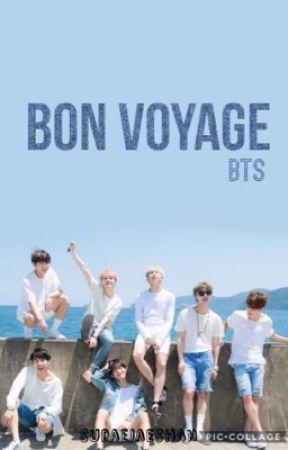 Bon Voyage Readerxbts On Hiatus Humorous And Playful Tour Over