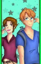 Proyect: Please! Be My Boyfriend-Comic by LittleScone