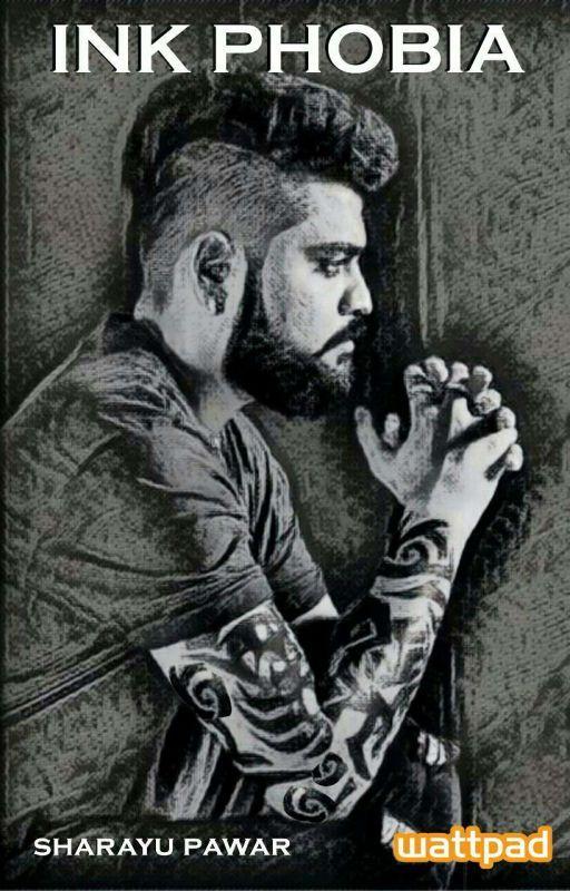 Ink Phobia by RenaiWhite