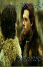 Leaving Winterfell by JCJPINK