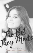 *The Bet They Made-Book 1 of the Sacramento High Series* by Caramel_Frappe02