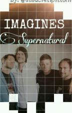 IMAGINES SUPERNATURAL by glaucielipilloni