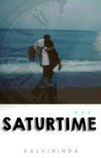 SATURTIME by iamreadunited