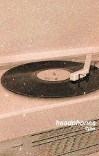 Headphones - 2jae by wienkon