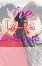 The love triangle  by jimin123-1995