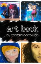 Art Book by captainsparrowgirl
