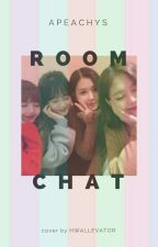 blackpink «chatroom» by apeachys