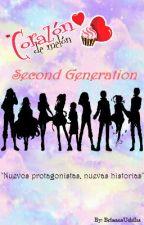 Second Generation (Corazon de Melón) by BriannaUchiha