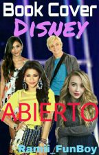 Book Cover Disney! by Ramii_FunBoy