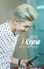 I Know •KNJ• [Malay Fanfic] by prkjina98