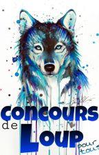 Concours de Loup by Ptite_Louve