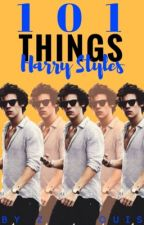 101 Things Harry Styles by ziamzouis