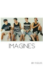 Imagines - Magcon by R-ynolds