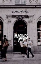 imagines ✰ grayson by trippydolans
