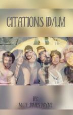 Citations 1D/LM  by Mlle_James_Payne