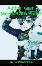 Author-chan Meets Black Butler by BTSNekoChan