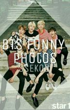 BTS FUNNY photos by ssekou