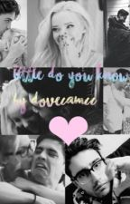 Little do you know ~ Rove fanfic by dovecamcc