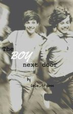 The boy next door by CeCe_StylessGray
