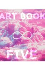 Art Book #5 by GeekGirl63