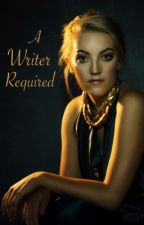 A Writer Required by LeahNWright