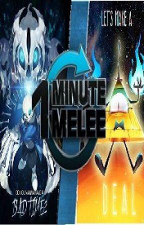 My One Minute Melee's (Season 1) by Nintendorookie