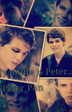 My Name is Peter...Peter Pan by CamilleSzr