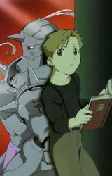 Monster (Reader X Alphonse) by NicoleChan290