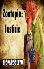 Zootopia: Justicia by LeonardoLeto