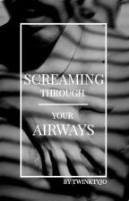 screaming through your airways ; joshler oneshots by twinktyjo