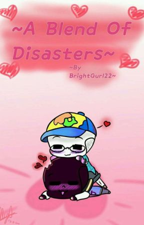 A blend of disasters  (Naj Paperfresh) by BrightGurl22