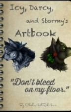 My art book by Thunderecho