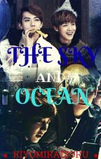 The Sky and Ocean by KiyomiKaizoku