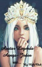 Avatar Legenda Aanga- Jeden raz... by MelaChek
