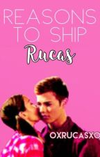 Reasons To Ship Rucas by RiverdaleMeetsWorld