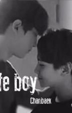 Cafe boy {chanbaek} by real_pcy4