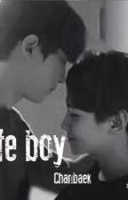 Cafe boy {chanbaek}مكتمله  by real_pcy4