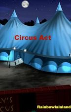 Circus Act (Young Justice) by Rainbowlalaland
