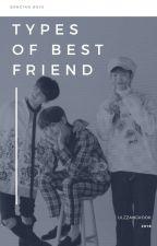 Types of best friend ー Bangtan Boys by ulzzangkook