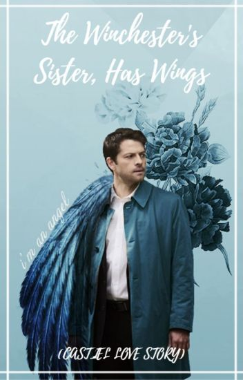 The Winchester's Sister, Has Wings  (Castiel x Reader